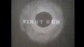 first sun